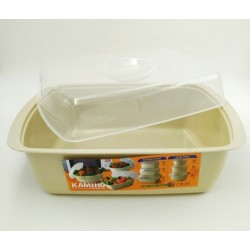 kami 9102 rectangle container 24*33.5*10cm