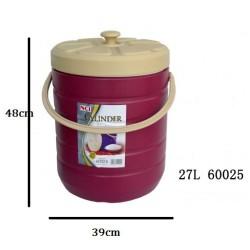 nci 60025 27liter cool & warm cylinder